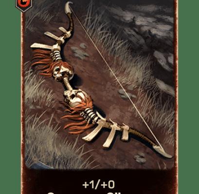 bone-bow